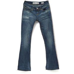 BKE | culture bootcut jeans size 27